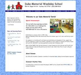 Duke Memorial Weekday School