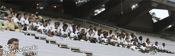 Enloe Varsity Football 2011