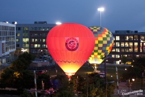 Preview of WRAL Freedom Balloon Fest in Durham